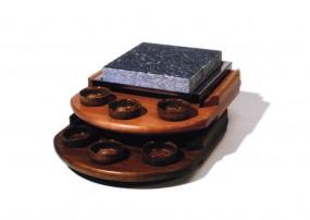 Holzset Modell 6 Eiche rustikal